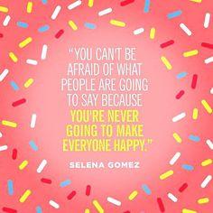 Sabias palabras de @selenagomez YES! #CosmoGirl #CosmoAttitude #life #happy #people #repost by cosmopolitanmx