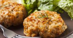 Ginger lime crab cakes | OverSixty