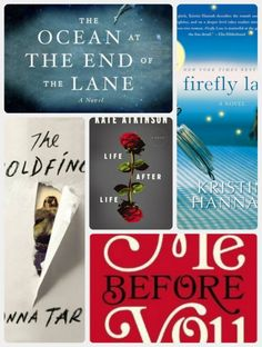 Book Club Reading List: Winter 2014