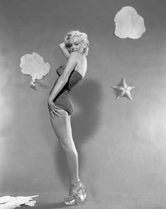 Marilyn Monroe | Bert Reisfeld, 1953.