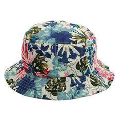 b4742dd8645 Hat Club x Flexfit Bucket Hat - White