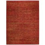 Capel Rugs - Tonal Trace Red Oriental Rug - RD1395 - 550  SPECIAL PRICE: $2,247.75