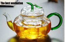 Hot sale home decoration borosilicate glass tea coffee pot sale