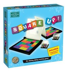 Mindware Square Up by MindWare
