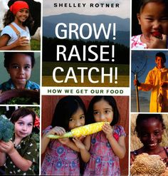 Discusses the people who grow the produce, raise the farm animals, and catch the fish that the rest of the world eats. (Grades: K-3) Call number: TX355 .R672 2016