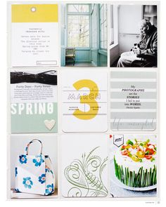 spring-homespun documenter & add-on by melanielouette at @studio_calico