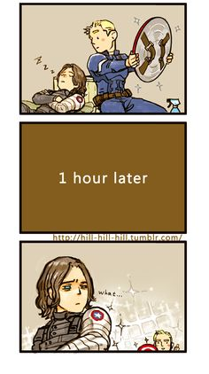 bucky barnes and steve rogers fanart - Google Search