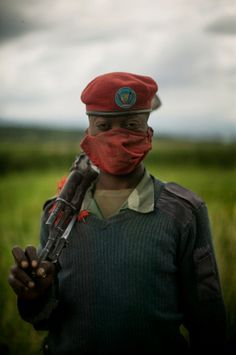 Things Fall Apart: Masculinity and Violence in Congo - LightBox