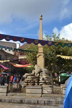 Mercado medieval Soria 11 de octubre de 2014