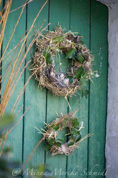 Blomsterverkstad: Wreaths