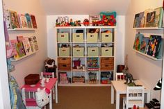 Luxury Kids Playroom Ideas