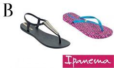 Ya está aquí el verano y en BOGADIA queremos que luzcas con lo último de lo último, por eso te queremos obsequiar con un par de sandalias de la nueva colección de la marca Ipanema, cuya imagen de este verano es la actriz española Clara Lago.