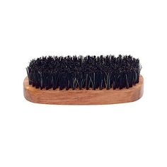 Natural wooden body Natural boar bristles penetrate the scalp to distribute natural oils Bristles penetrate hair with ease Military Style, Military Fashion, Beard Products, Boar Bristle Brush, Hipster Beard, Beard Brush, Brush Strokes, Natural Oils, Army Style