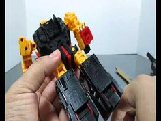 Unique toys Sharpclaw not Transformers Predaking Predacon Razorclaw loos...