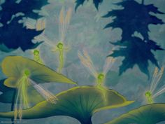 Autumn fairies, <3 Fantasia