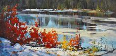 Icy Reds by artistwilder.deviantart.com on @deviantART