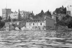 Island of Garda (Italy) 1925   #TuscanyAgriturismoGiratola