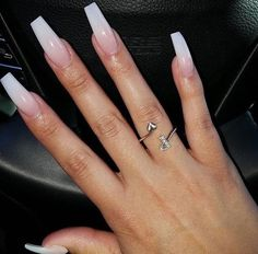 Nail Shapes - My Cool Nail Designs Aycrlic Nails, Hair And Nails, Matte Nails, Gorgeous Nails, Pretty Nails, Manicure Y Pedicure, Fire Nails, Best Acrylic Nails, Dream Nails