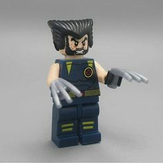 ---------------CONTACT--------------- Check My Profile 100% Good Review Etsy Kik: Crazyminifig Facebook Page: Crazyfig Reply Email Within 24h odmluxury@gmail.com --------------------------------------------- #grey #dark #cool #lego #legos #legofigures #marvel #xmen #wolverine #logan #superhero #avengers by crazyminifig5