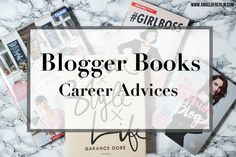 * Angel of Berlin: [reads...] Career Advices from Blogger Books