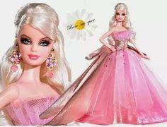 barbie collector happy holiday 2009 rara no brasil