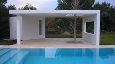 J'adore cette photo de @decofr ! Et vous ? (Source : http://www.deco.fr/photos/diaporama-10-pool-houses-de-reve-d_3105)