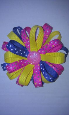 Hairbow by SOOriginals on Etsy, $7.00