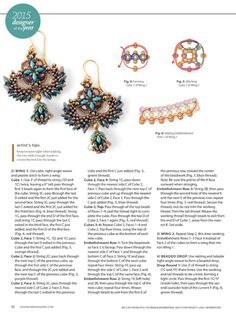 Rising Phoenix Earrings - p3
