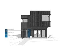 Gallery - Grade House / Measured Architecture - 15