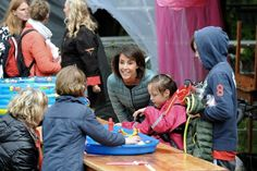 Princess Marie attend the Special Schools Sports Day 2015