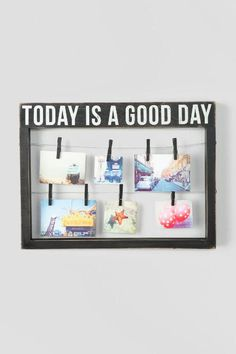 Today Is A Good Day Photo Display $44.00