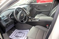 Interior of Impala. It didn't need much but it looks fantastic!