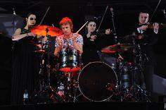 "MUSE: ""SUPREMACY""_ MUSE Live - 20 February 2013 - BRIT Awards, London, UK"