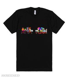 Clowns to the Left, Jokers to the Right T-Shirt