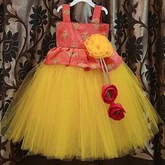 Kids Party Wear Dresses, Kids Dress Wear, Baby Girl Party Dresses, Kids Gown, Cute Girl Dresses, Kids Wear, Long Dresses, Kids Frocks Design, Baby Frocks Designs