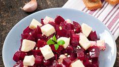 Cviklový šalát z ovčím syrom Fruit Salad, Feta, Cheese, Fruit Salads