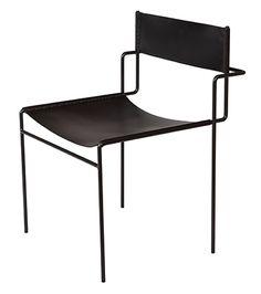 cadeira tímida, de pedro paulo venzon filho, vencedora do prêmio salão design