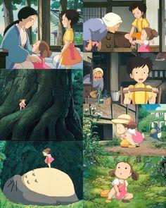 My Neighbor Totoro - <3....