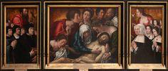 Bernard van Orley (1491 - 1542) - Triptych Haneton.