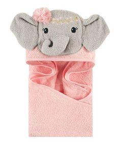 Nouveau-né garçon fille 3D à capuche couverture baby shower cadeau animal nouveauté wrap éléphant