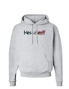 TooLoud Mexcellent Flag Color - Cinco De Mayo Hoodie Sweatshirt