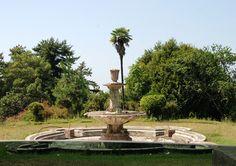 Fountain, Sukhumi