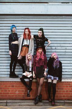 LFW Girl Gang X Boohoo | Amy Valentine