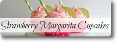 These Strawberry Margarita Cupcakes are a huge hit at parties! Easy to make and they taste AMAZING! Get the simple recipe here (with or without alcohol).