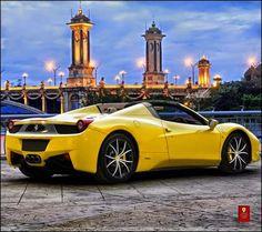 Google+Hellow Ferrari