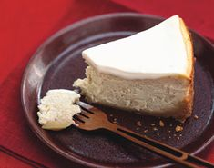 Chai-Spiced Cheesecake with Ginger Crust Recipe: Bon Appétit Cheesecakes, Just Desserts, Delicious Desserts, Yummy Food, Cheesecake Recipes, Dessert Recipes, Dessert Ideas, Cake Ideas, Crust Recipe