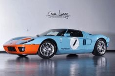The classic #Ford #GT