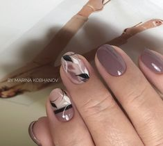 VK is the largest European social network with more than 100 million active users. The Art Of Nails, Flower Nails, Nail Manicure, Short Nails, Trendy Nails, Winter Nails, Beauty Nails, Opi, Nailart