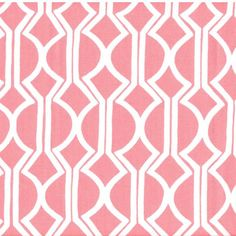 Oliver (Pretty Pink) Home Decor Fabric US Grown Cotton Canvas HALF YARD,  Upholstery Weight
