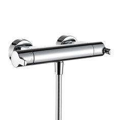 HSK Duschkabinenbau KG | Shower & Co. | Aufputz-Sicherheits-Duschthermostat Softcube, mit SafeTouch-Funktion